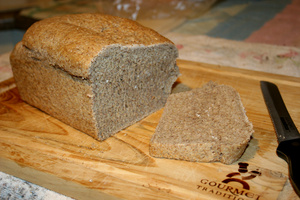 Que's basic bread