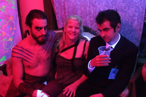 Khal Drogo, Daenery and the Doctor