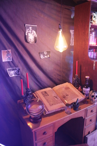 The Alchemist's Desk