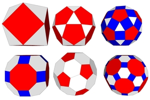 6 polyhedrons