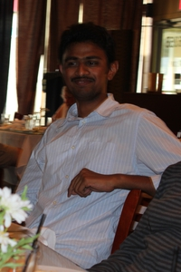 Srinivas Kuchibhotla, August 2010