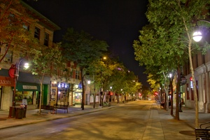 State Street in HDR
