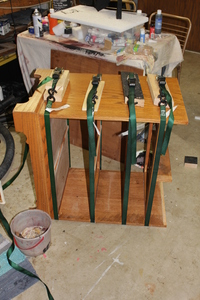 Clamps and Setting