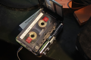 Digitizing Audio Memories